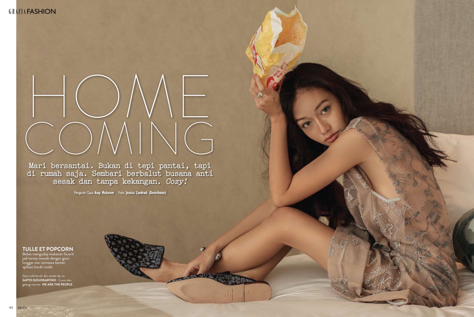 Ivy Models | HOME COMING