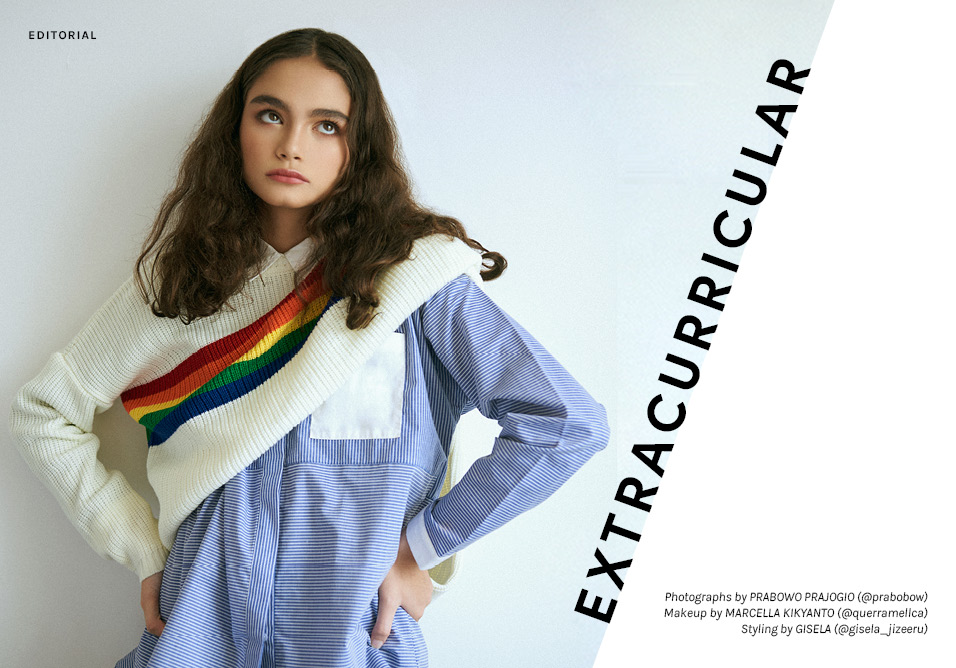 Ivy Models | EXTRACURRICULAR